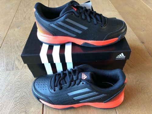adidas Junior Sonic Attack K Trainers Tennis Sports BNWT Free delivery B34581